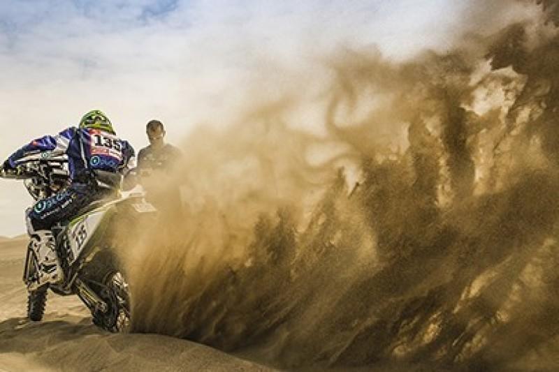 Sonik: Dakar jest pełen kontrastów