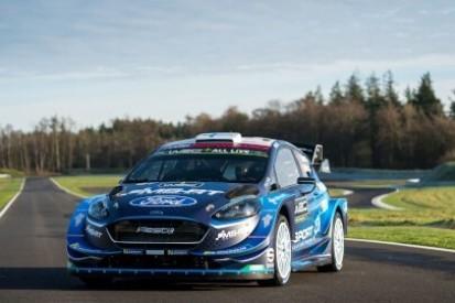 M-Sport pokazał nowe barwy Fiesty WRC