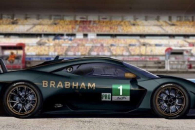 Brabham celuje w FIA WEC