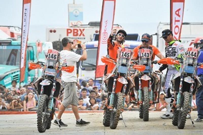 Czterej muszkieterowie Dakaru