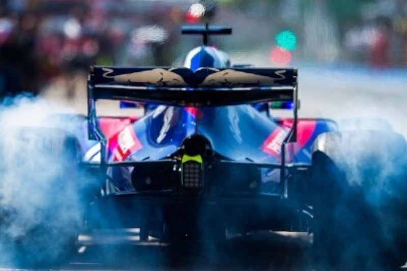 Randstad Italia partnerem Toro Rosso