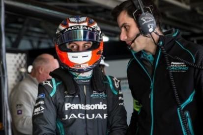 Szybki Jaguar Evansa
