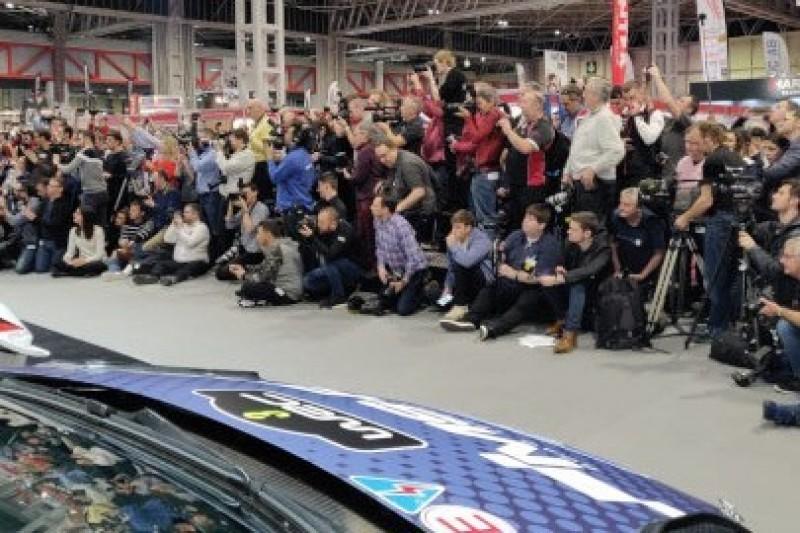 Dzień WRC w Birmingham