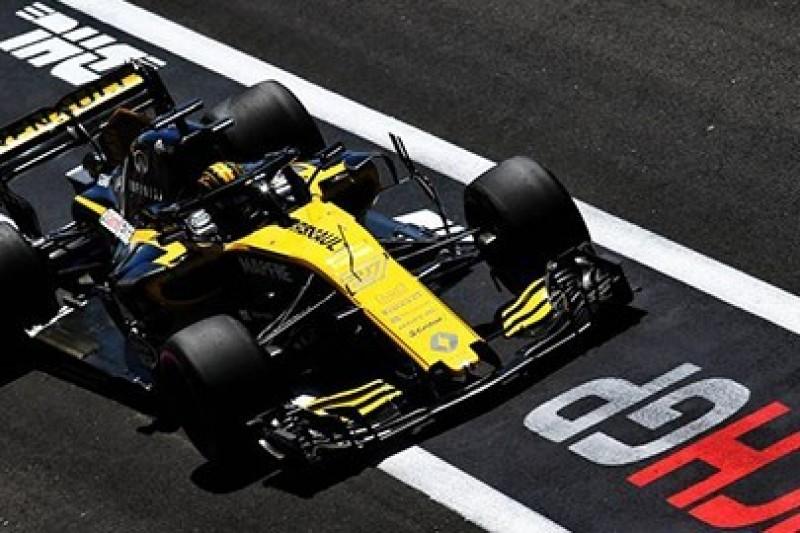Renault w trybie ataku