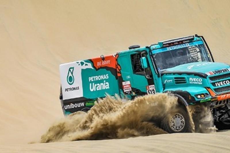 Wsparcie na trasie Dakaru