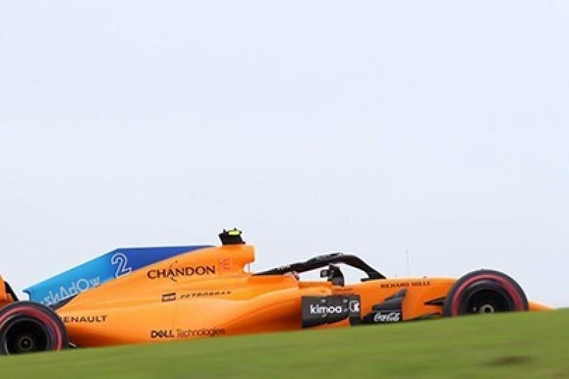 Zupełnie inny McLaren