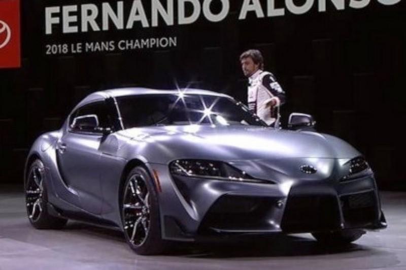Alonso sprawdzi Yarisa WRC