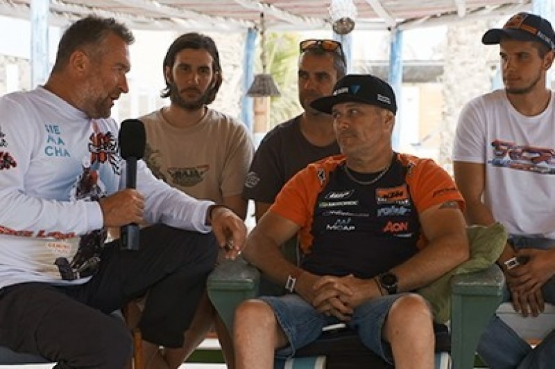 Rafał Sonik i Nicola Dutto - wywiad