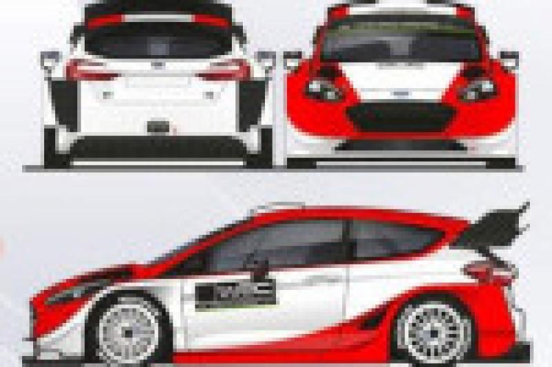 Tuohino kupił Fiestę WRC