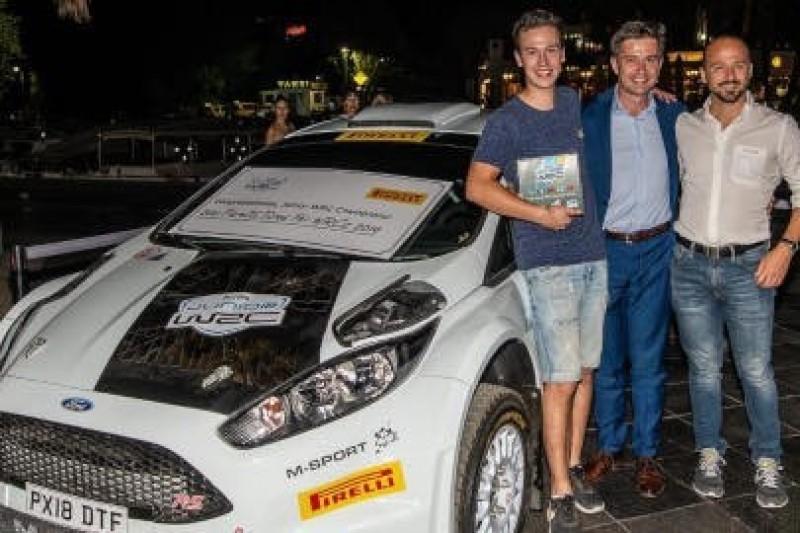 Bergkvist w siedmiu rundach WRC 2