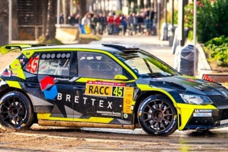 Yates w dziewięciu rundach WRC 2