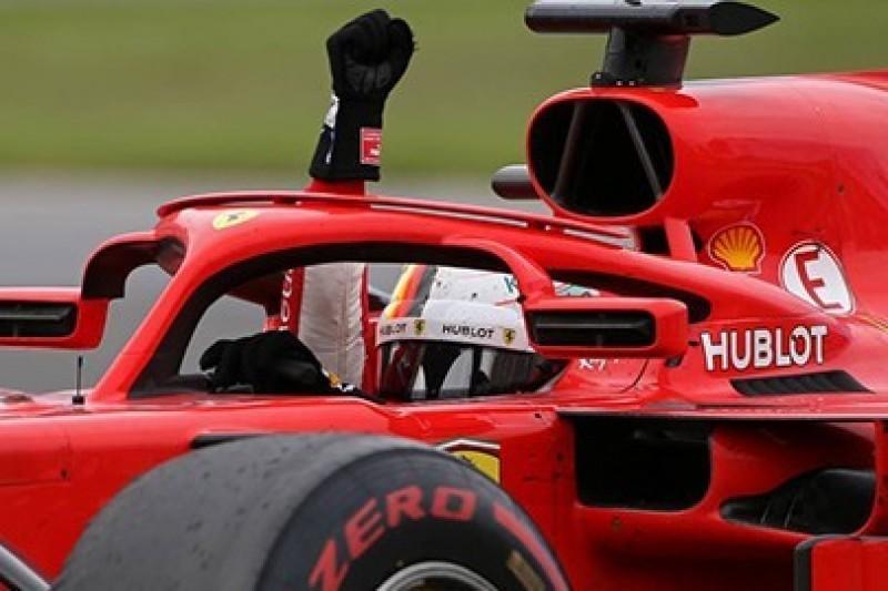 Vettel był inny