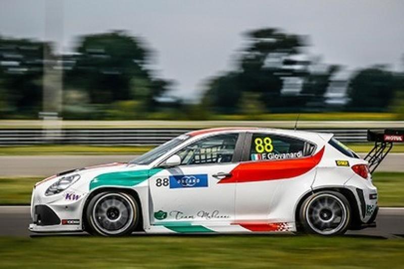 Alfa Romeo zostaje w WTCR