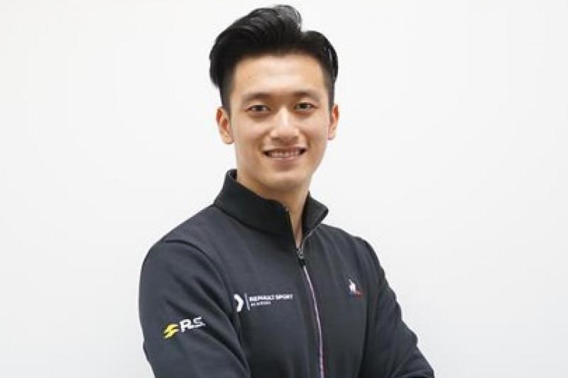 Z akademii Ferrari do Renault