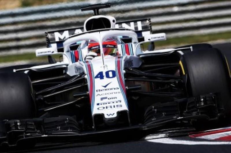 Lowe: Kubica nie pokazał na co go stać podczas pierwszych testów