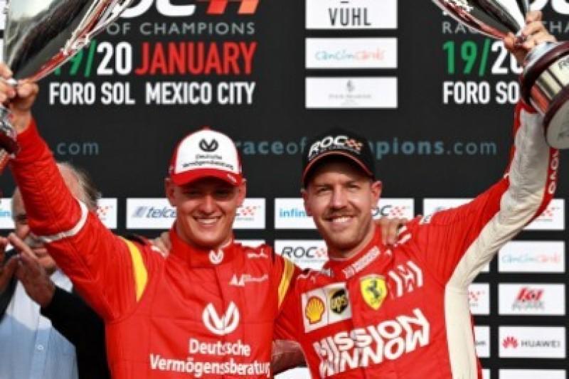 Schumacher potrzebuje punktów do superlicencji