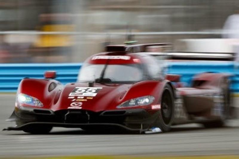 Mazda dyktuje tempo