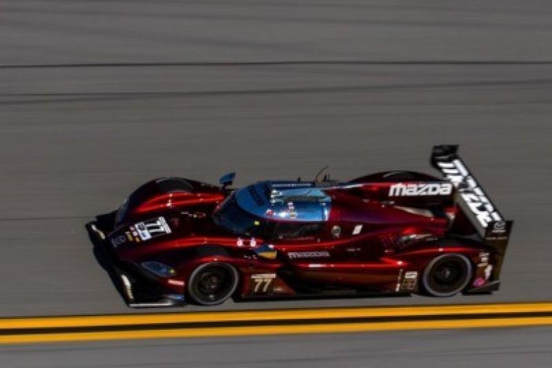 Mazda na czele Rolex 24
