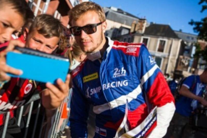 Sirotkin w FIA WEC