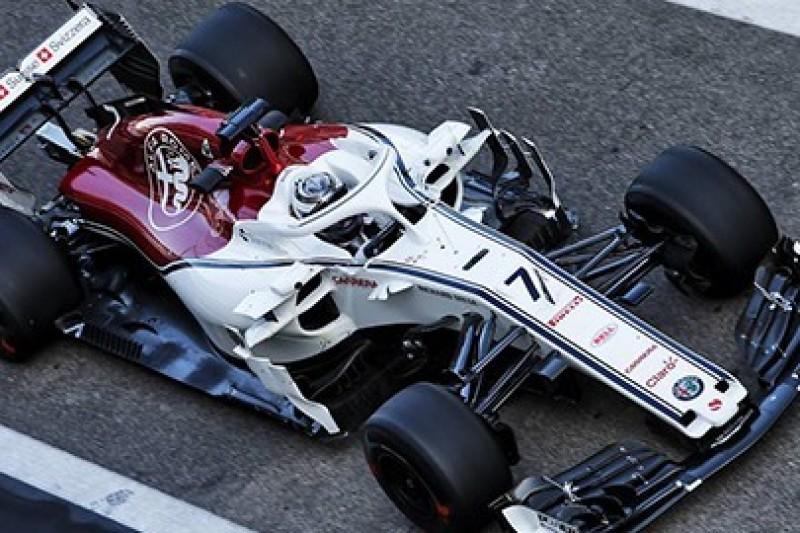 Sauber jako Alfa Romeo Racing