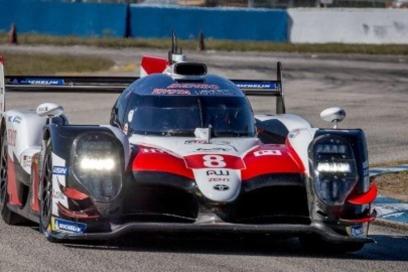 Toyota testuje w Sebring