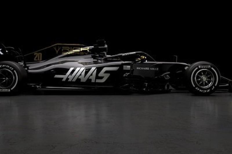 Haas w nowych barwach