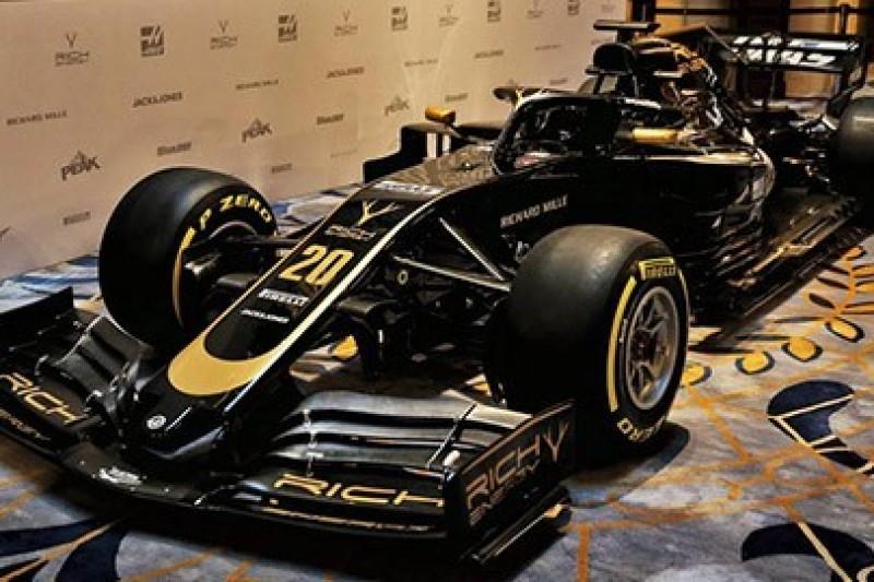 Haas chce powalczyć z Red Bullem