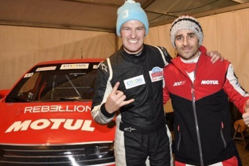 Nico Prost w GT4