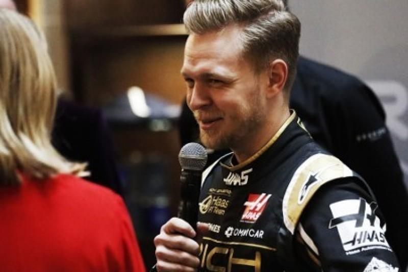 Magnussen nie chce oszczędzania paliwa