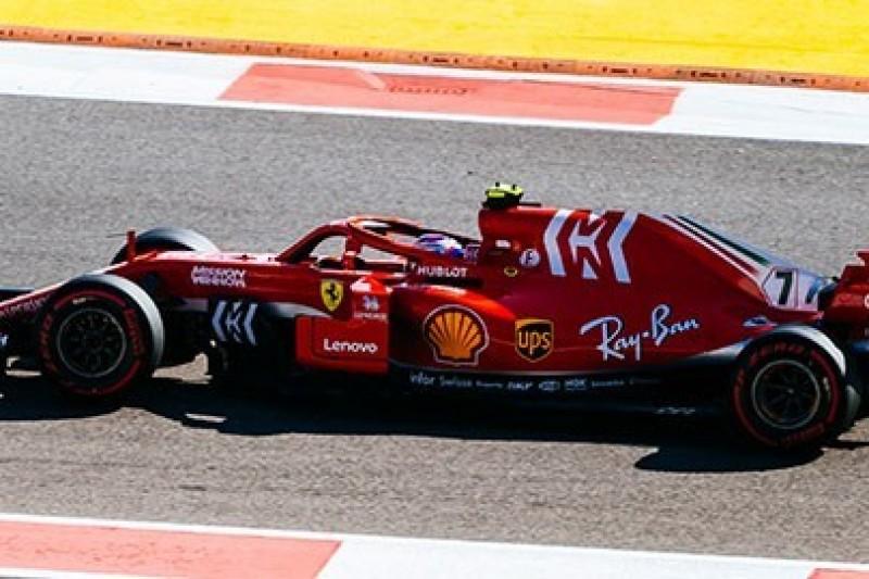 Philip Morris spokojny o legalność sponsoringu Ferrari