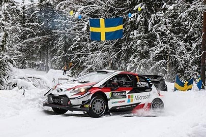 Organizatorzy Rajdu Szwecji szykują nową trasę