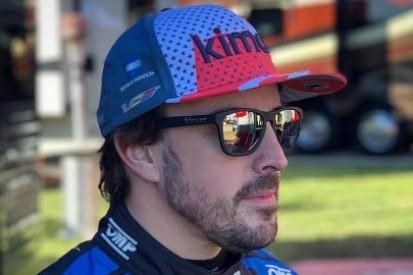 Alonso jeszcze niepotwierdzony