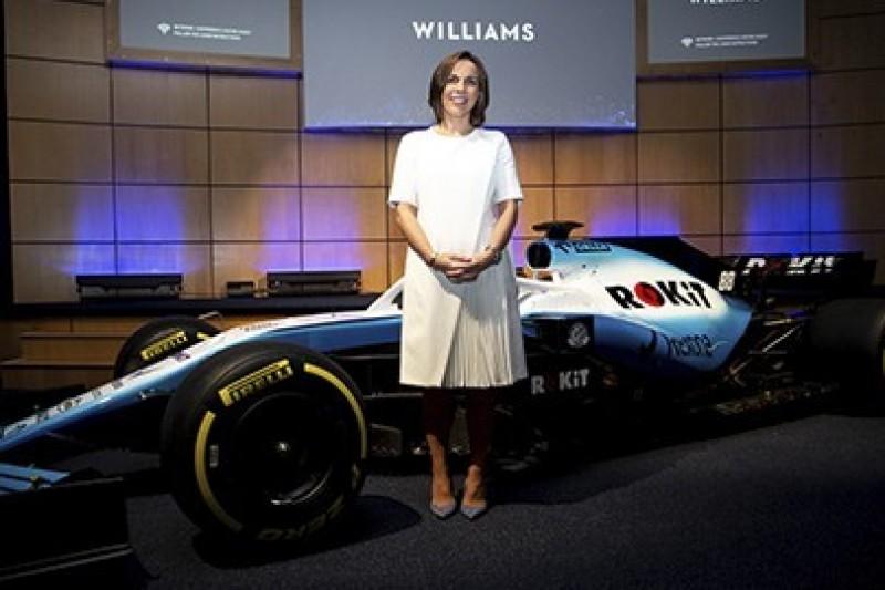 Williams: Nikt nie chce powtórki z sezonu 2018