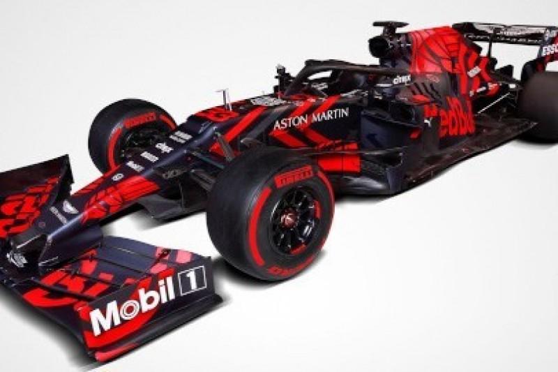 Pierwszy Red Bull-Honda