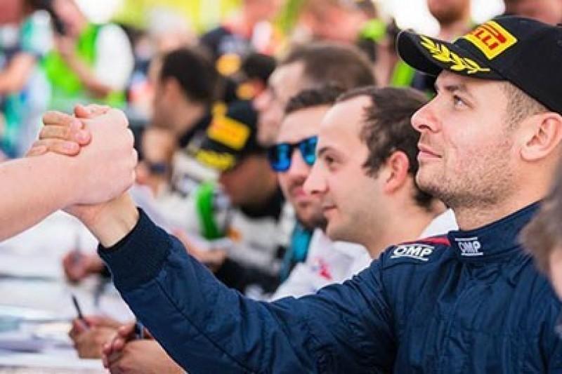 Brzeziński: Praca przy rallycrossie, plany w RSMP