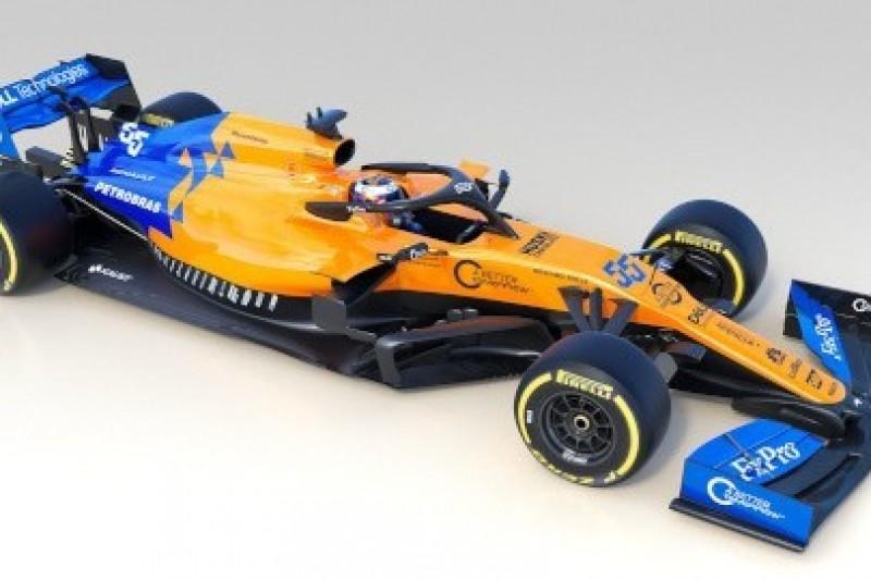 McLaren w nowym składzie