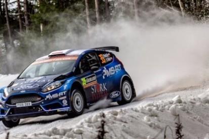 Ostberg wykorzystał błędy rywali, Pieniążek skorzysta z Rally2