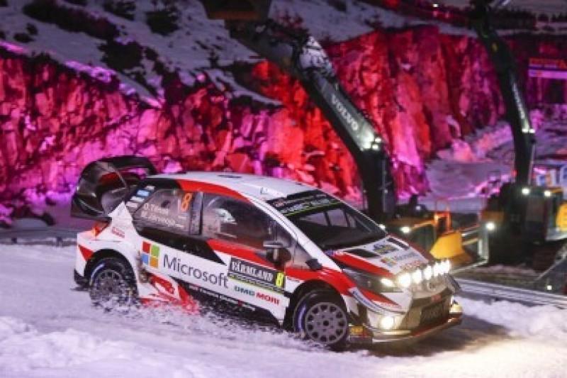 Tanak i Jarveoja wygrywają w Szwecji