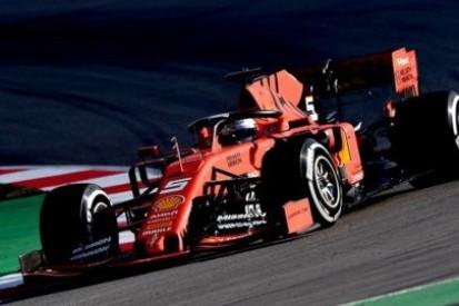 Ferrari przed McLarenem