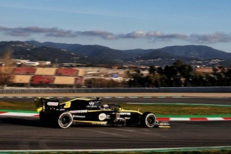 Złamane skrzydło Renault