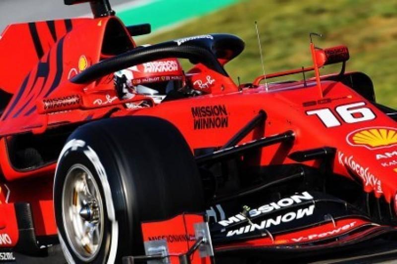 Hamilton wspiera Leclerca