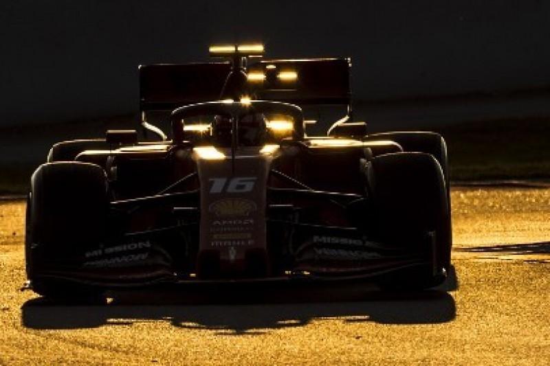 Leclerc: Rywale ukrywali swoje osiągi