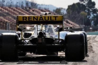 Renault jest szybkie, ale Red Bull szybszy