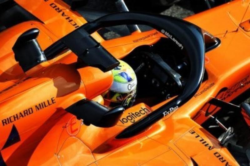 Pożar w McLarenie