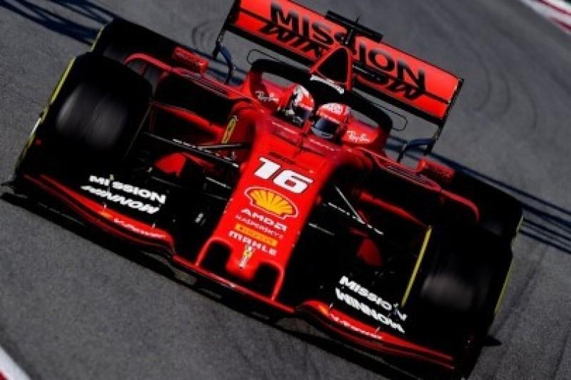 Horner: Ferrari byłoby mistrzem zimy