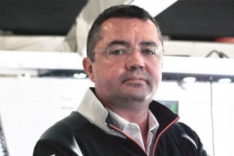 Boullier wraca do F1