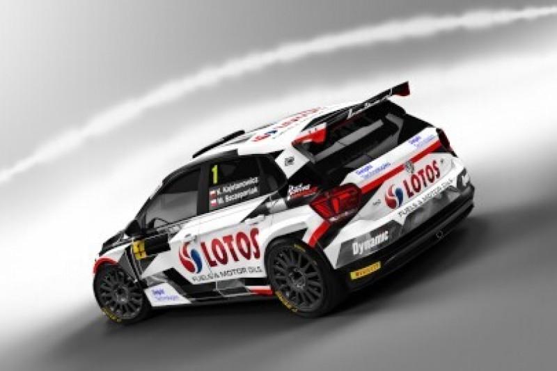Siedem rajdów WRC 2 dla Kajetanowicza