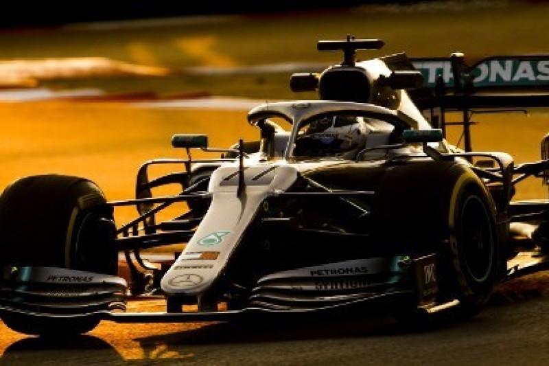 Mercedes nie będzie działał w pośpiechu