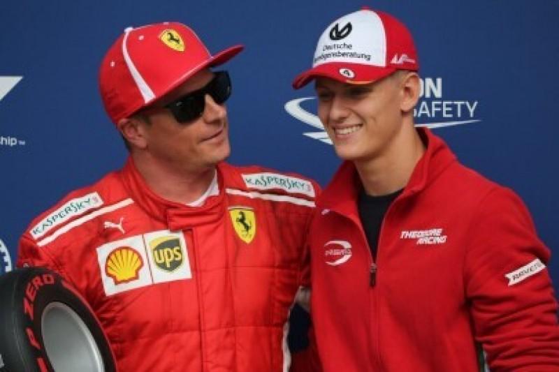 Schumacher sprawdzi Alfę Romeo