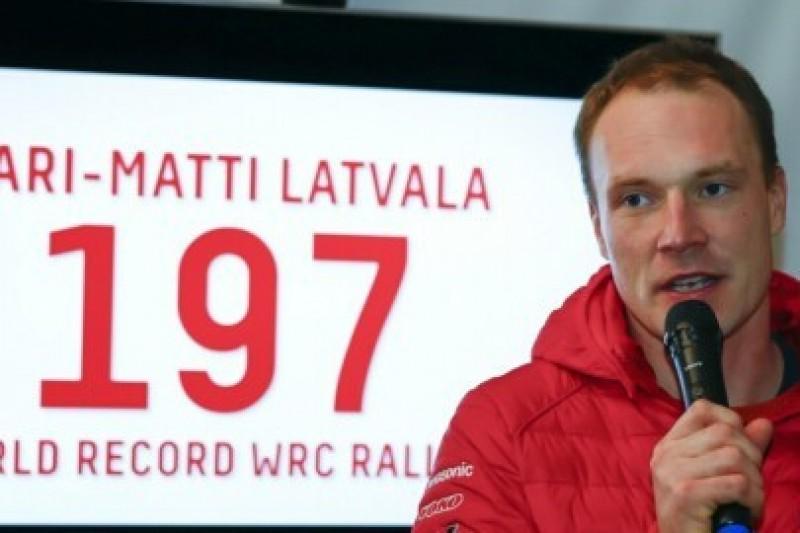 Latvala wspomina najlepsze momenty swojej kariery